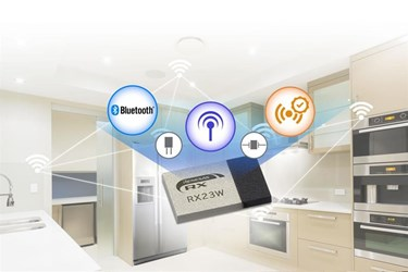 Renesas launches RX23W module with Bluetooth for IoT devices